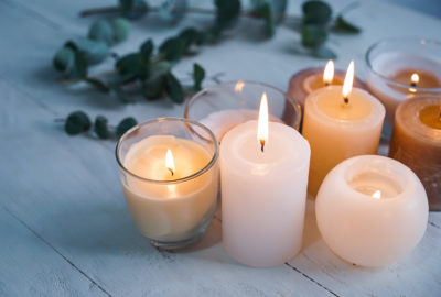 Candle Fire Safety Rules