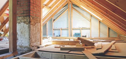 how to prevent mould in the attic