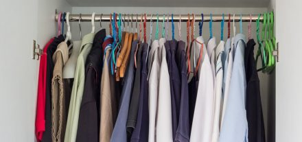 prevent mould in closets