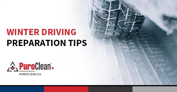 Winter Driving Preparation Tips