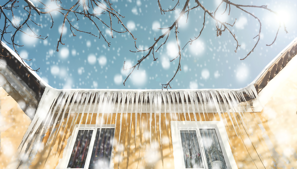 preventing winter water damage