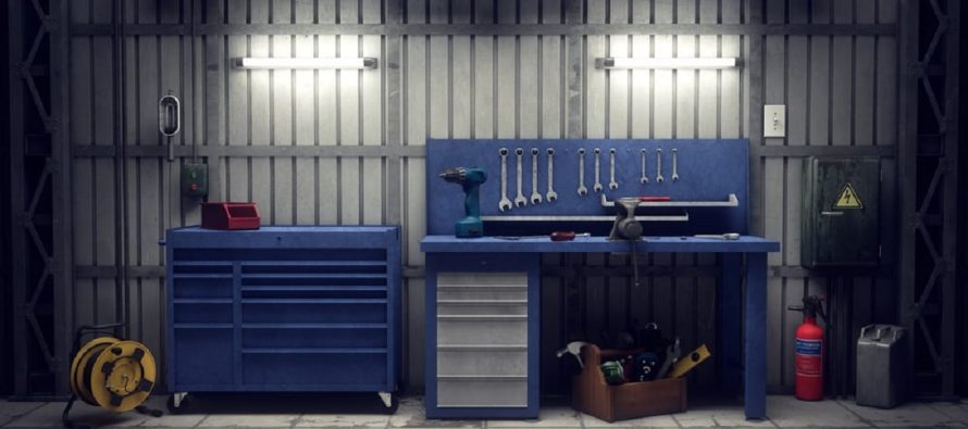prevent mould in the garage